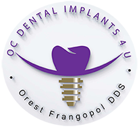 OC Dental Implants Logo